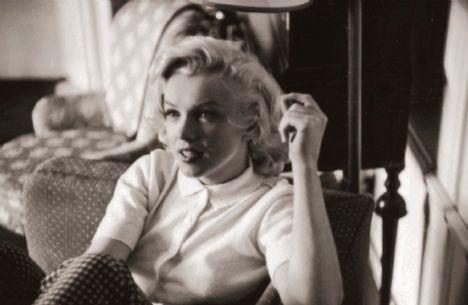 Marilyn Monroe'nun görülmemiş fotoğrafları - 4
