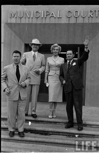 Marilyn Monroe'nun görülmemiş fotoğrafları - 48