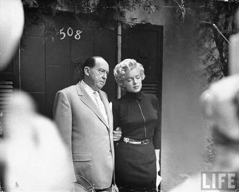 Marilyn Monroe'nun görülmemiş fotoğrafları - 49