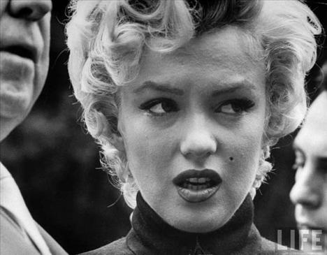 Marilyn Monroe'nun görülmemiş fotoğrafları - 51