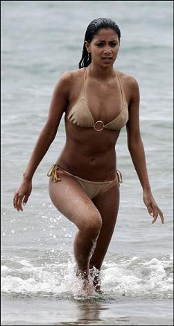 Bir bikini bu kadar mı güzel giyilir - 35