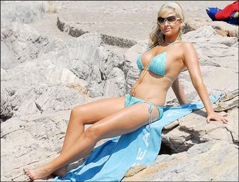 Bir bikini bu kadar mı güzel giyilir - 39