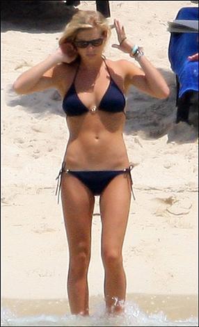 Bir bikini bu kadar mı güzel giyilir - 49