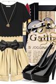 Şortlu kıyafet kombinleri - 1