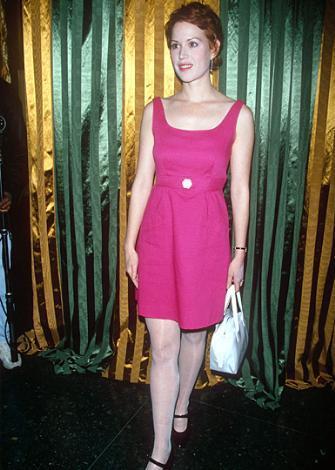 Molly Ringwald da aynı rolü oynayabilecek yıldızlardan biriydi.