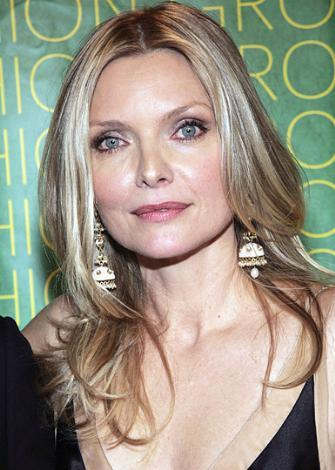Michelle Pfeiffer ve...