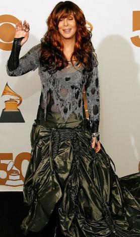 Cher de Thelma rolü önerilen yıldızlardan. Ama kabul etmedi.