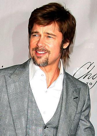 Brad Pitt'in de adı geçmişti.