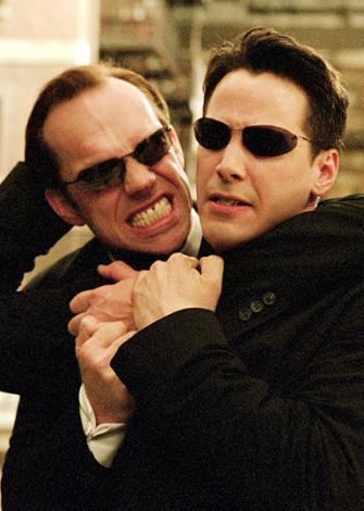 Eğer Matrix'in Neo'su Keanu Reeves olmasaydı...