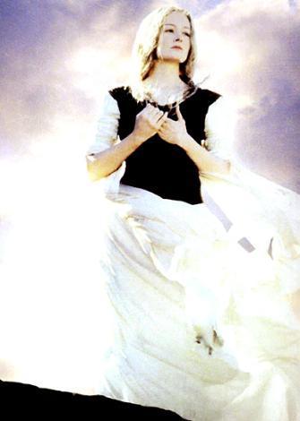 Miranda Otto , Yüzüklerin Efendisi&ndeki Eowyn karakterini oynadı.