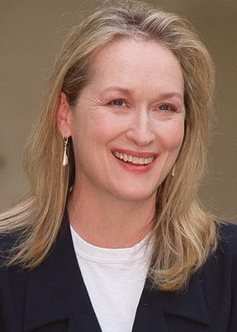 Aynı rol için Meryl Streep'in de adı geçiyordu.