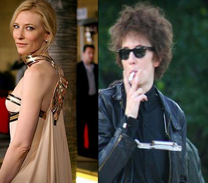 5. Cate Blanchett, Beni Orada Arama (2007)Cate Blanchett'in Katherine Hepburn veya Kraliçe Elizabeth'i canlandırmasından etkilenmeyenler müziğin ikonu olan efsanevi Bob Dylan'ı canlandırmasını görmeli. Günümüzdeki en etkileyici Avustralya oyuncularından Cate'in amfetamin yüklü genç Dylan'ı canlandırmasındaki ustalığı ve yerinde oyunculuğu bir yerden sonra ürkütücü boyuta ulaşıyor. Dylan'ın her bir gülümsemesi ve sinirlenmesini sanki narin parmakları, küçük yüzü ve yalvaran gözlerini yokmuşçasına mükemmelce taklit eden Cate filmdeki diğer oyuncu arkadaşlarının arasında parlıyor. Mucizelere inanmayanlar bu filmi izlemeli!