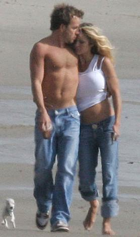 Stephen Dorff ve Pamela Anderson da ayrıldı.   Pamela Anderson