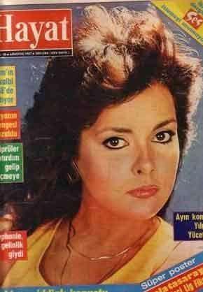 """Aynı yıl Miss World dünya güzellik yarışmasında ülkemizi temsil etti. Kısa bir süre mankenlik yaptıktan sonra, 1983 yılında """"Küçük Ağa"""" televizyon dizisi ile birlikte oyunculuk yaşamına başladı."""