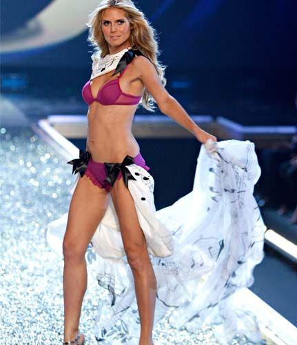 Heidi Klum'dan zayıflama sırları! - 11