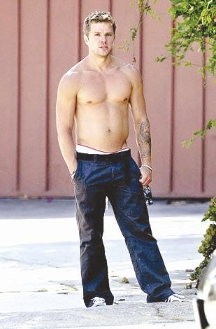 """Oscar'lı """"Crash"""" filmiyle yıldızı parlayan Ryan Phillippe."""