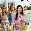 Bahamalar'da güzeller geçidi - 62