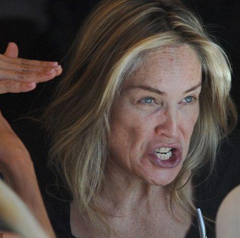 Sharon Stone - 1