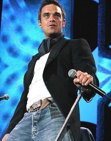 Robbie Williams   Ünlü şarkıcı da seks bağımlısıydı..