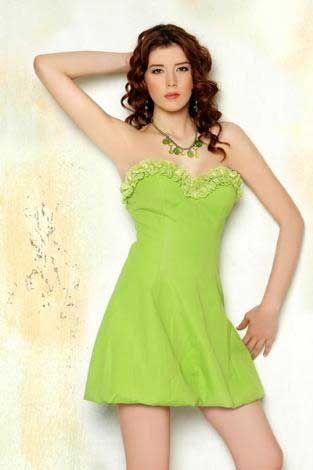 Best Model Of Turkey 2007 birincisi ve Miss Turkey 2009 ikincisi Senem Kuyucuoğlu Türkiye adına yarışıyor.