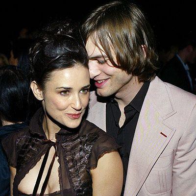 "Ashton Kutcher, dört yıldır evli olduğu oyuncu Demi Moore'u hamburgere benzetti. Kutcher ""Demi hamburger gibi vazgeçilmez"" dedi."