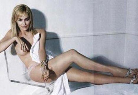 Sharon Stone (51)