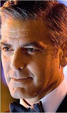Müzmin bekar Clooney de zaman zaman bir efsanenin yolundan gidiyor.