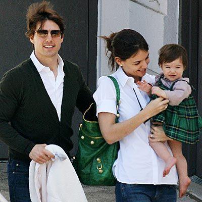 Tom Cruise-Katie Holmes