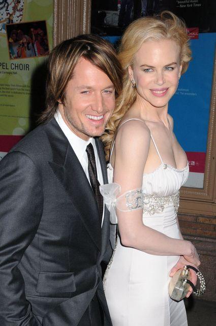Nicole Kidman-Keith Urban