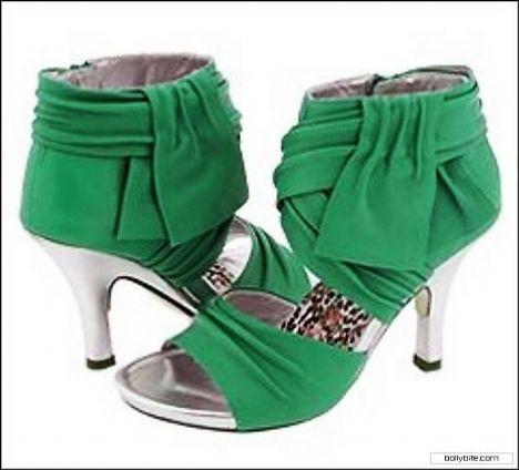 Bu fantastik ayakkabılar yıkılıyor! - 12