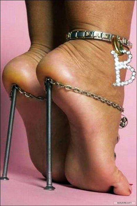 Bu fantastik ayakkabılar yıkılıyor! - 3
