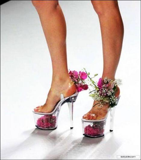 Bu fantastik ayakkabılar yıkılıyor! - 13