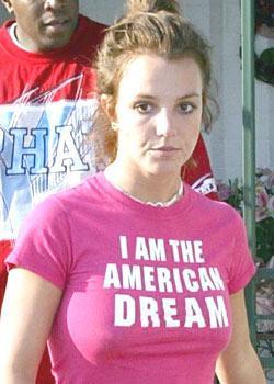 """Britney Spears  """"Amerikan ruyasi benim""""  Diğer resimleri için tıklayın..."""
