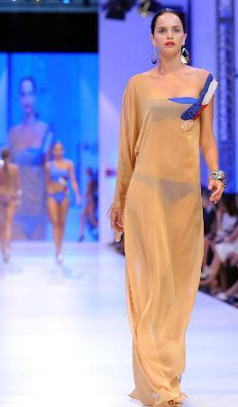 İstanbul Moda Günleri'nden kareler - 1