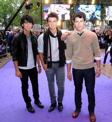 Jonas kardeşler de geleceğin yıldızları arasında gösteriliyor.
