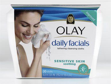 Pratik Temizlik  Özellikle seyahat çantalarının vazgeçilmezi Olay Daily Facials Express temizleme mendilleri, cildi tek bir adımda temizlerken, aynı zamanda bakımını da yaparak sıkılaştırıyor ve nemlendiriyor. Karma ve yağlı ciltler için geliştirilen çift dokulu mendiller, cadı fındığı, pro-vitamin B5 ve beta hidroksi içeriyor.