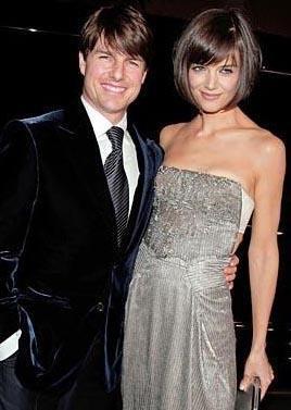 Tom Cruise ve Katie Holmes