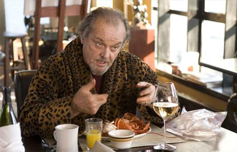 Jack Nicholson (9 kez öldü)  Hangi filmlerde: Easy Rider / Guguk Kuşu (One Flew Over the Cuckoo's Nest) / Yolcu (The Passenger) / Cinnet (The Shining) / Batman / Hoffa / Çılgın Marslılar (Mars Attacks!) / Köstebek (The Departed) / Şimdi Ya da Asla (The Bucket List)
