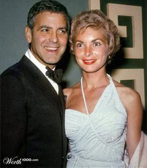 George Clooney-Janete Leigh
