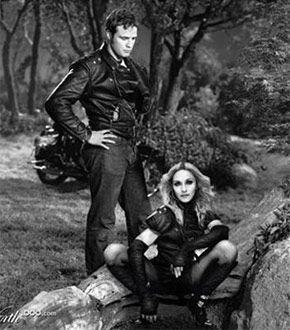 Marlon Brando-Madonna