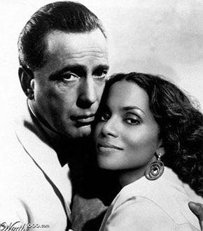 Humphrey Bogart-Halle Berry