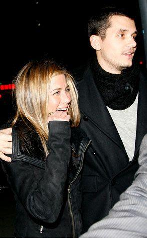 Jennifer Aniston-John Mayer