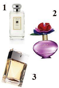 1. Vanilla & Anise - Jo Malone  Vanilla & Anise sizi Madagaskar'ın kır manzarasına ve nadir bulunan vanilyalı orkidenin hemen geçen çiçek açtığı anlara götürüyor.  2. Lola – Marc Jacobs Seksi, eğlenceli ve büyüleyici... Cazibeli, cilveli ve kışkırtıcı... Ferah, hoş ve kendinden emin... İnanılmaz derecede baştan çıkarıcı.  3. Michael Kors – Woman EDP Dünyanın en narin, masalsı çiçek özlerinden bir kısmı, egzotik baharatlarla, hafif yeşil bitkilerle ve tütsü ile yeniden keşfedilerek harmanlanmış büyüleyici bir parfüm.