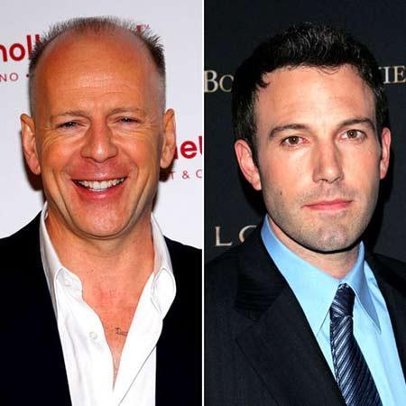 Bruce Willis ve Ben Afleck, 2007'de piyasaya çıkan bir kitaba göre ünlü bir genelev patroniçesinin müşterileriydi ancak iki aktör de bu iddiaları reddetti.