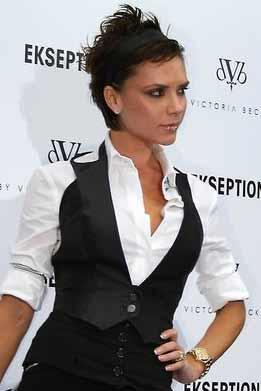 Victoria Beckham geçtiğimiz hafta 35 yaşına girdi.