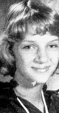 Uma Thurman'ın 16 yaşındaki görüntüsü.