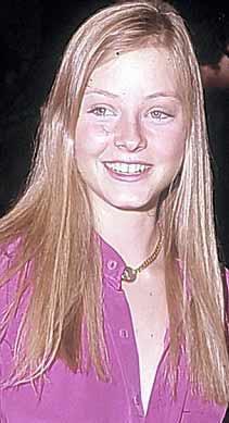 Jodie Foster 16 yaşındayken...