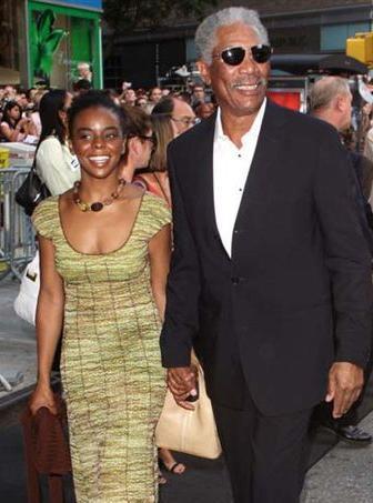 ÜVEY TORUNUYLA İLİŞKİ YAŞADIĞI İDDİA EDİLDİ  Hollywood'un son yıllardaki büyük skandallarından birinin kahramanı da ünlü aktör Morgan Freeman oldu.