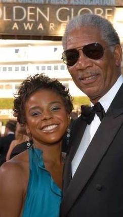 National Enquirer dergisinin iddiasına göre Freeman, üvey torunuyla 10 yıldır ilişki yaşıyor. Dergiye göre aktörün, şu anda 27 yaşında olan E'Dena Hines ile ilişkisi genç kız henüz 17 yaşındayken başladı.