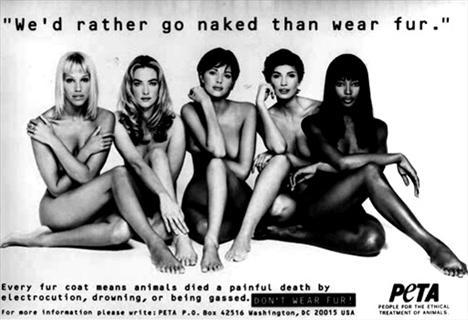 PETA'nın ünlü destekçileri - 18